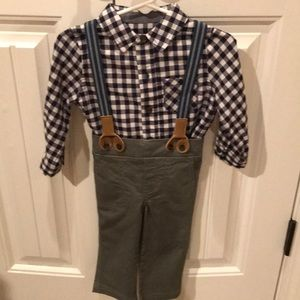 CAT & JACK BOYS OUTFIT